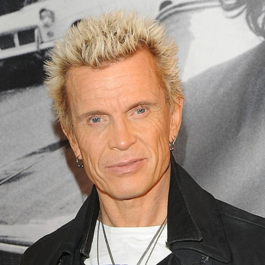 Rocker BILLY IDOL is showing off his charitable side and donating a portion of his earnings at an upcoming concert in Belgrade, Serbia to help the victims of devastating floods in the area.