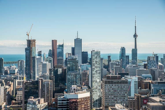 Toronto...the most resilient city