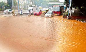 Flooding in Bengaluru