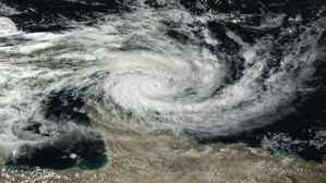 Cyclones have caused billions of dollars of damage to Queensland. Photo: AFP photo