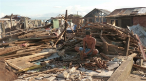"""Photo: Ana P. Santos/IRIN Effective disaster response is about """"seeing the people we seek to assist as our equals."""""""