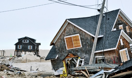 """Hurricane Sandy had unprecedented environmental, financial and health consequences on New Jersey and its residents, all factors that can increase the risk of cardiovascular events,"" says John B. Kostis."