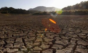 Climate change could pose a major security challenge for Pakistan in the long term. -File Photo
