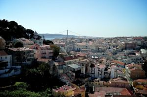Lisbon, Portugal, is one of the Rockefeller Foundation's 100 Resilient Cities. (Photo by beta.robot via flickr)