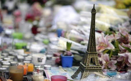 Paris has yet to see evidence that it has bounced back from November's attacks Credit: Getty
