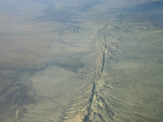 Chance of major earthquake in California higher than thought: scientists