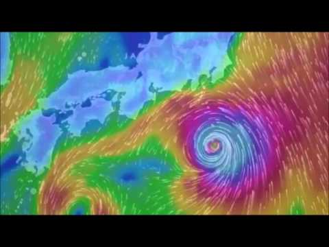 japan typhoon