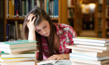 Do today's students lack resilience or are they simply facing more pressure? Photograph: Alamy