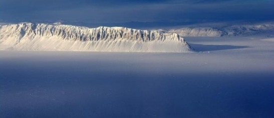 'Ships will sail over the North Pole by 2017'