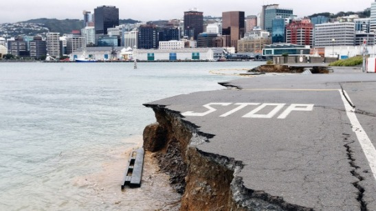 KEVIN STENT/FAIRFAX NZ A devastating earthquake is one of the major threats to Wellington. But the capital now has the beginnings of a plan to combat such an event.
