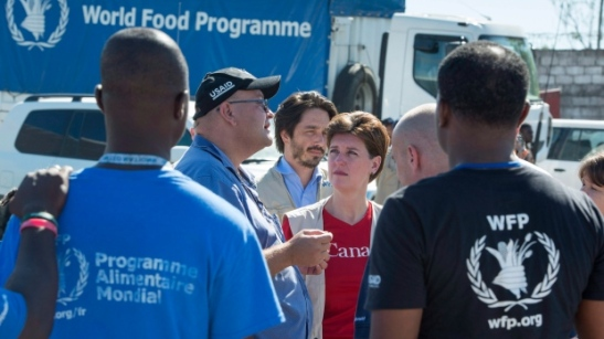 Canada announces $54M for disaster relief and long-term aid in Haiti http://www.cbc.ca/news/politics/haiti-canada-disaster-aid-elections-1.3857014