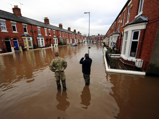 Theresa May places 1,200 soldiers on standby to tackle winter floods http://www.independent.co.uk/news/uk/home-news/uk-flooding-environment-theresa-may-1200-troops-soldiers-military-standby-a7406396.html