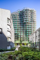 Tower of Biodiversity: The relationship between building height and sustainability is a subject that currently occupies the minds of many city planners.