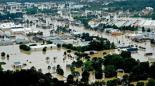 At least 13 people have died across five parishes in Louisiana flooding in the US in August, 2016.