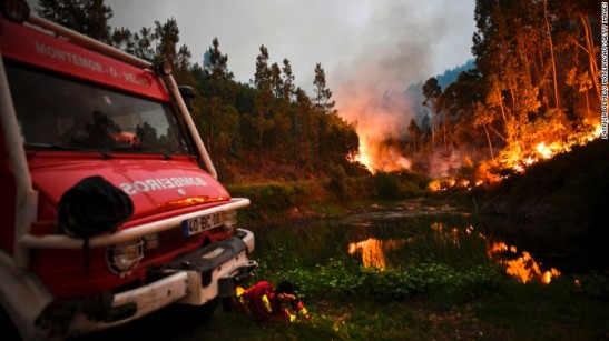 portugal fire