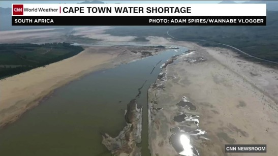 cape town water
