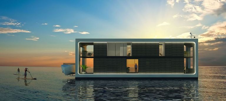 floating home