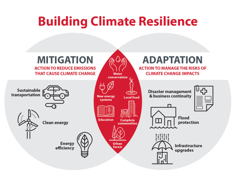 buildig climate resilience