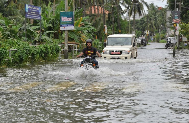 India disasters